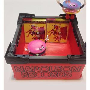NAPOLEON RECORDS  CD Container