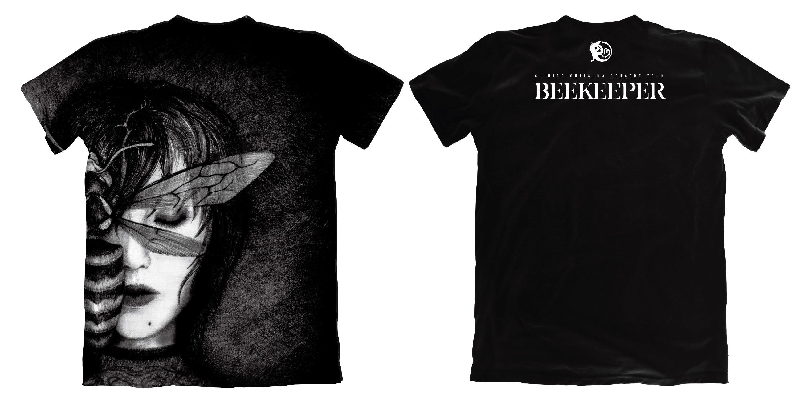 BEEKEEPER 鬼 T-shirt (B)