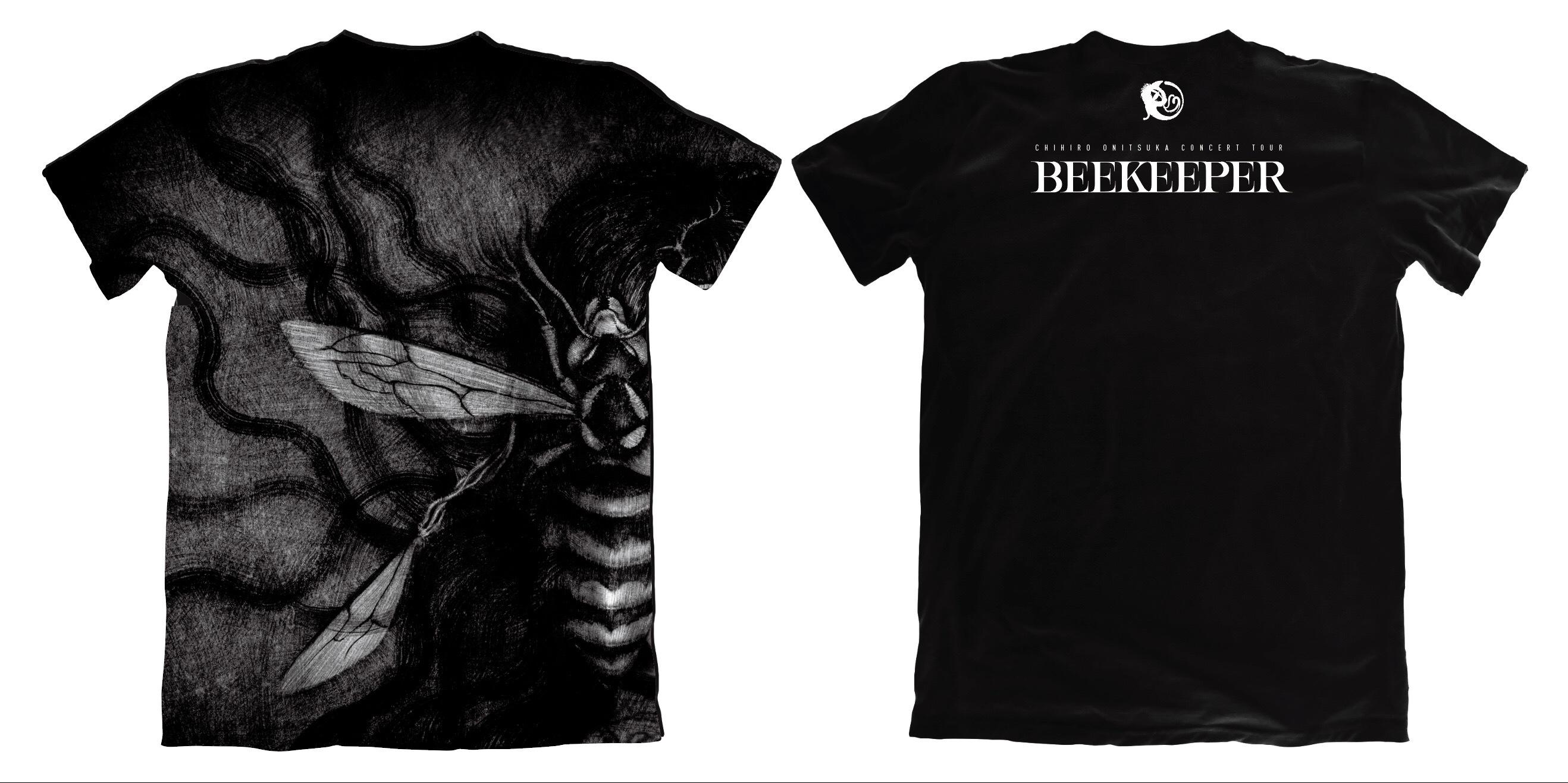BEEKEEPER 蜂 T-shirt (A)