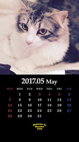 5月鬼束カレンダー