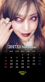 11月鬼束カレンダー-1