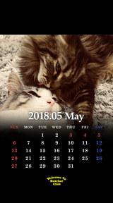 5月鬼束カレンダー 1