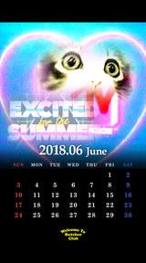 6月鬼束カレンダー 1